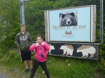 Fortress of the Bear Alaska