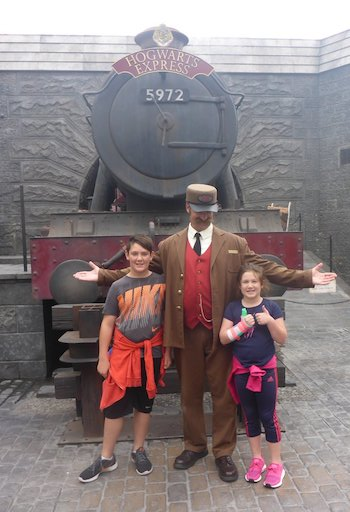 LA Harry Potter World