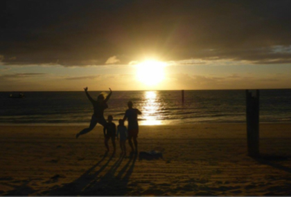 Family Travel - Moreton Island, Queensland