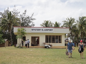 Mystery Island Airport