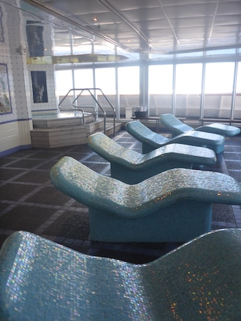 Thermal Suites P&O Eden