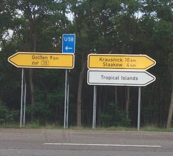 Tropical Islands Germany